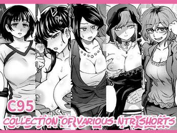 c95 yorozu ntr short manga shuu c95 collection of various ntr shorts cover