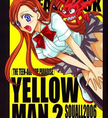 yellow man 2 cover