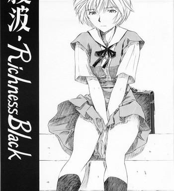 ayanami richness black cover