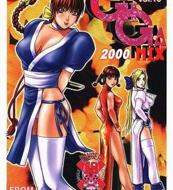 fighters gigamix 2000 fgm vol 10 cover